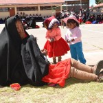 slavnosti na ostrově Titicaca